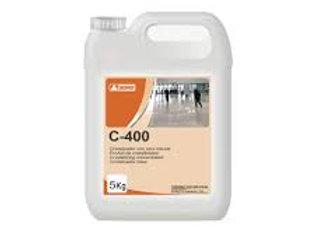 Cristalizador para suelos de mármol y terrazo C-400