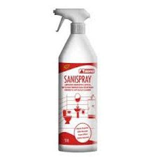 Limpieza antical efecto espuma SANISPRAY Soro