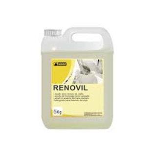 Líquido para el remojo de la vajilla automático RENOVIL Soro