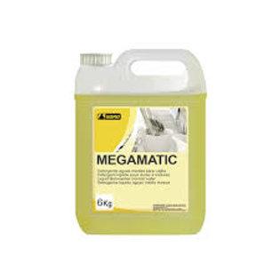 Detergente líquido para lavavajillas automático aguas duras MEGAMATIC Soro