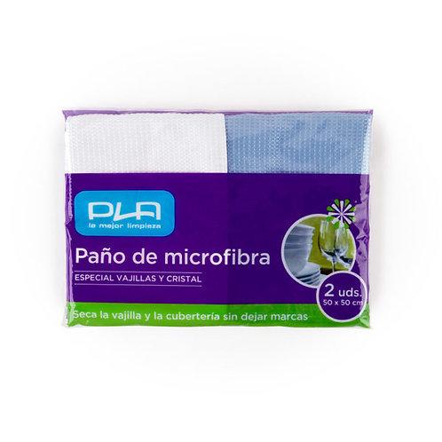 PAÑO VAJILLA MICROFIBRA