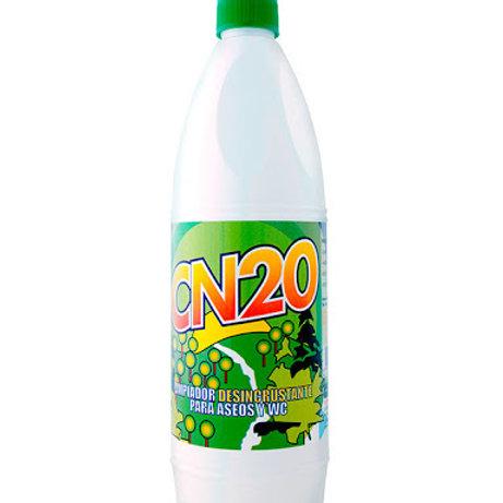CN-20 limpiador desincrustante