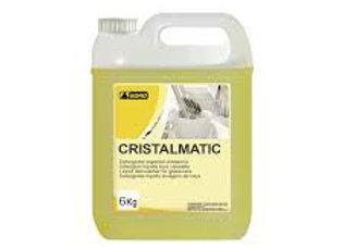 Detergente líquido lavavajillas automático CRISTALMATIC