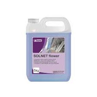 Limpieza y desodorización de suelos SOLNET FLOWER Soro