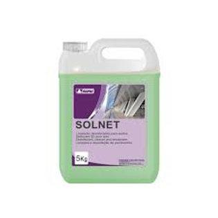 Fregasuelos desinfección de suelos SOLNET Soro