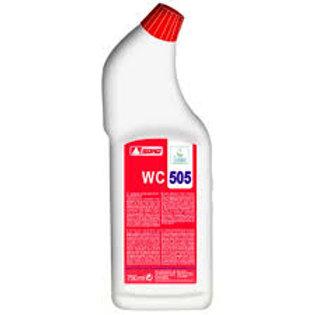 Limpiador baños anticalcáreo efecto desodorante WC-505 soro