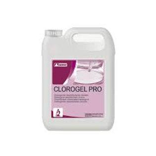 Detergente desinfectante clorado CLOROGEL PRO Soro