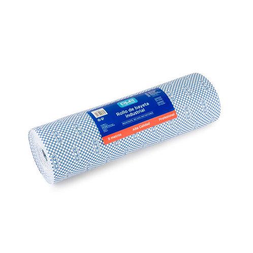 rollo bayeta industrial azul