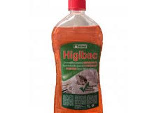 Lavavajillas manual higienizante HIGIBAC
