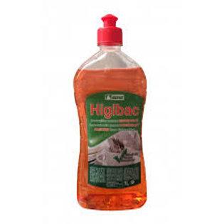 Lavavajillas manual higienizante HIGIBAC 1L Soro
