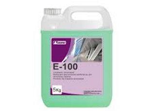 Limpiador con amoniaco E-100