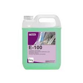 Limpiador fregasuelos con amoniaco E-100 Soro