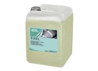 Detergente líquido desengrasante EXEL