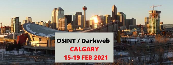 Darkweb 2 day Calgary