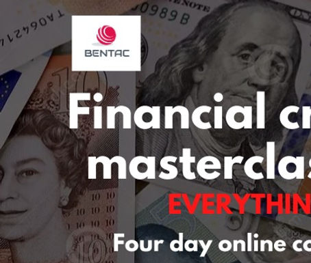 Financial Masterclass 28th September 2020