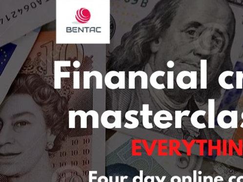 Financial Masterclass 28th September 2020