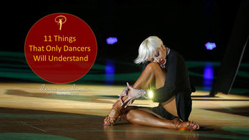 11 Things That Only Dancers Will Understand