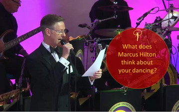 What does Marcus Hilton MBE think when he sees you dance?