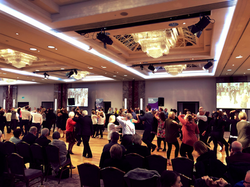 At the IDTA Dance Conference