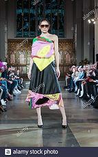 london-uk-15th-feb-2020-fashions-finest-