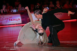 Ballroom and Latin Dance Lessons in London for competitive dancers