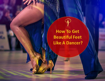 (VIDEO) 5 Easy Ways To Get Feet Like A Dancer! Not A Duck.