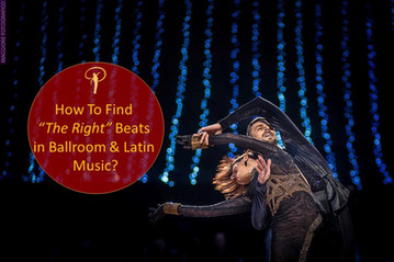 "How To Find ""The Right"" Beats In Ballroom & Latin Music?"