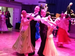 Our Ballroom Pro-Am Couples