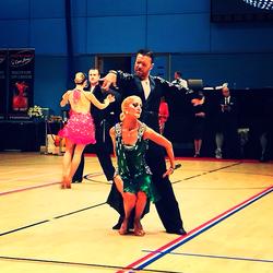Ballroom and Latin Dance Competition