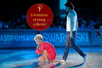 5 Problems of being a dancer
