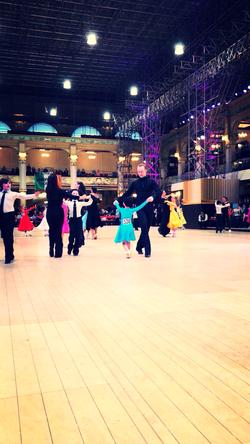 Children Dancing London
