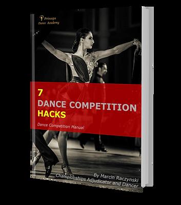 Dance Competition Manual Ballroom and Latin
