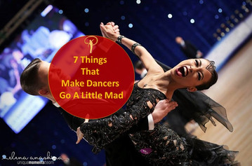 7 Things That Make Dancers Go A Little Mad