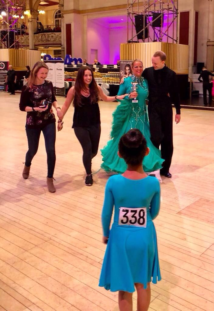 Ballroom and Latin Dancing London