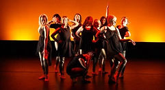 Amateur Ballrom and Latin Dance Formation Group