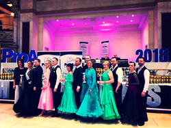 Ballroom and Latin Dancing London