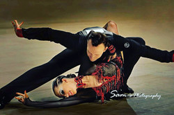 Marcin and Olena