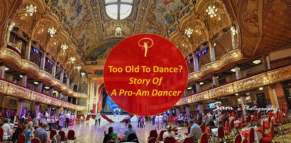 Story Of A Pro-Am Dancer