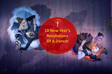 10 New Year's Resolutions Of A Dancer