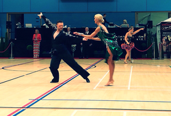 Ballroom and Latin Dance Competition
