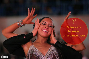 5 Reasons to smile on a dance floor