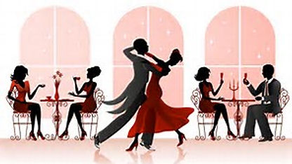 Princeps Christmas Tea Dance Party with Ballroom and Latin