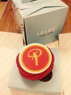 Princeps Dance Academy Cupcake