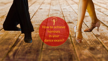 How to achieve honours in your dance exams?