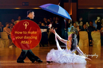 How to make your dancing real?