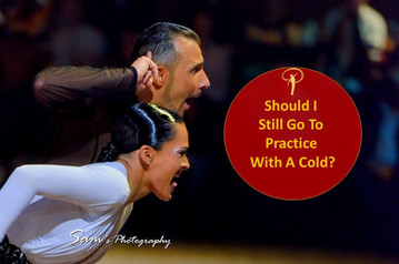 Should I Still Go Dancing With A Cold?
