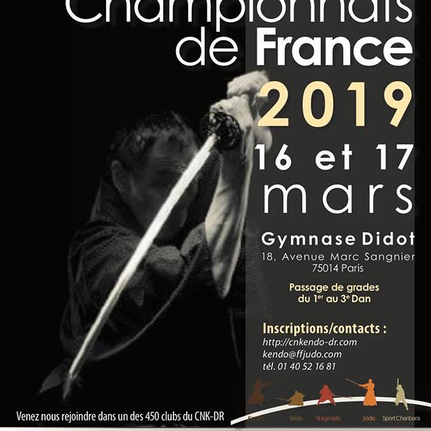 Championnat de France Iaïdo