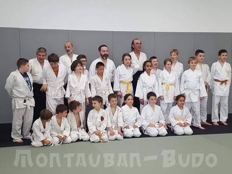 2e rencontre départementale Aikido enfants