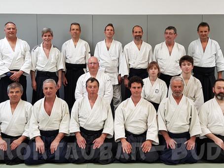 Rencontre avec le club de Saint-Lizier (09)