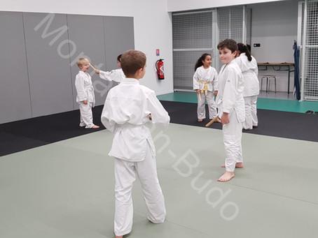 1ere rencontre départementale aïkido enfants/ados du 82